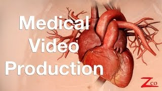 3D Medical Device Animation: Angioplasty