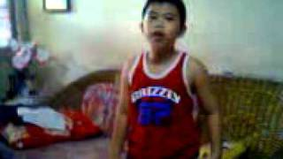 The Lazy Song - Bruno Mars die hard fan from Cadiz City (Baby Zed)