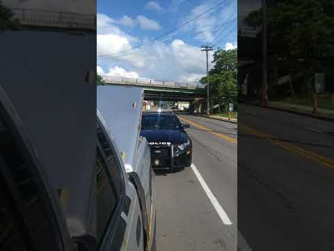 West Seneca New York Police Department illegal stop and threatened to arrest my passenger