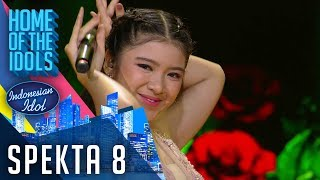 Download TIARA - PAMER BOJO (Didi Kempot) - SPEKTA SHOW TOP 8 - Indonesian Idol 2020