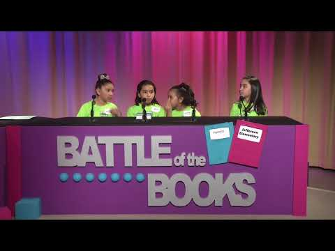 Battle of the Books - January 19, 2018 AM