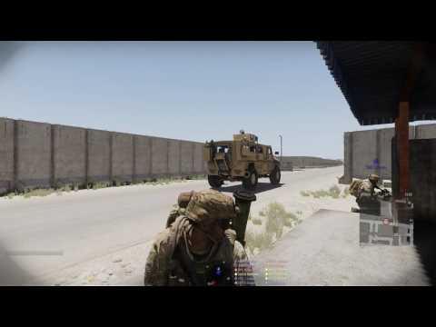 Arma 3 | Task Force Spartan Fun Op (un-edited): Fata Fun!
