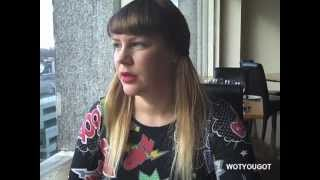 Cup Of Coffee: MISS KITTIN