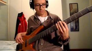 Jota Quest - O Sol [bass cover by Renan]