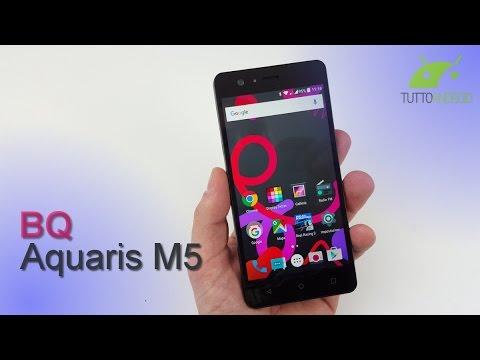 BQ Aquaris M5 recensione ITA da TuttoAndroid.net