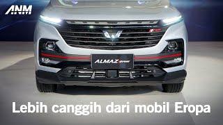 Mobil tercanggih di Indonesia, Wuling ALMAZ RS 2021
