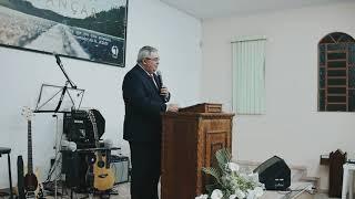 Pregação Rev. Roberto Brasileiro
