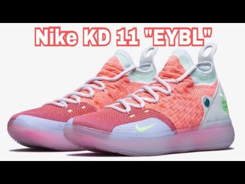 """78681eb0feb Nike KD 11 """"EYBL"""""""