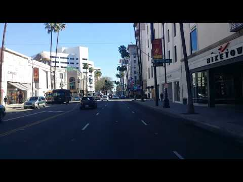Beverly Hills   Hollywood Feb 2016   Drive 7