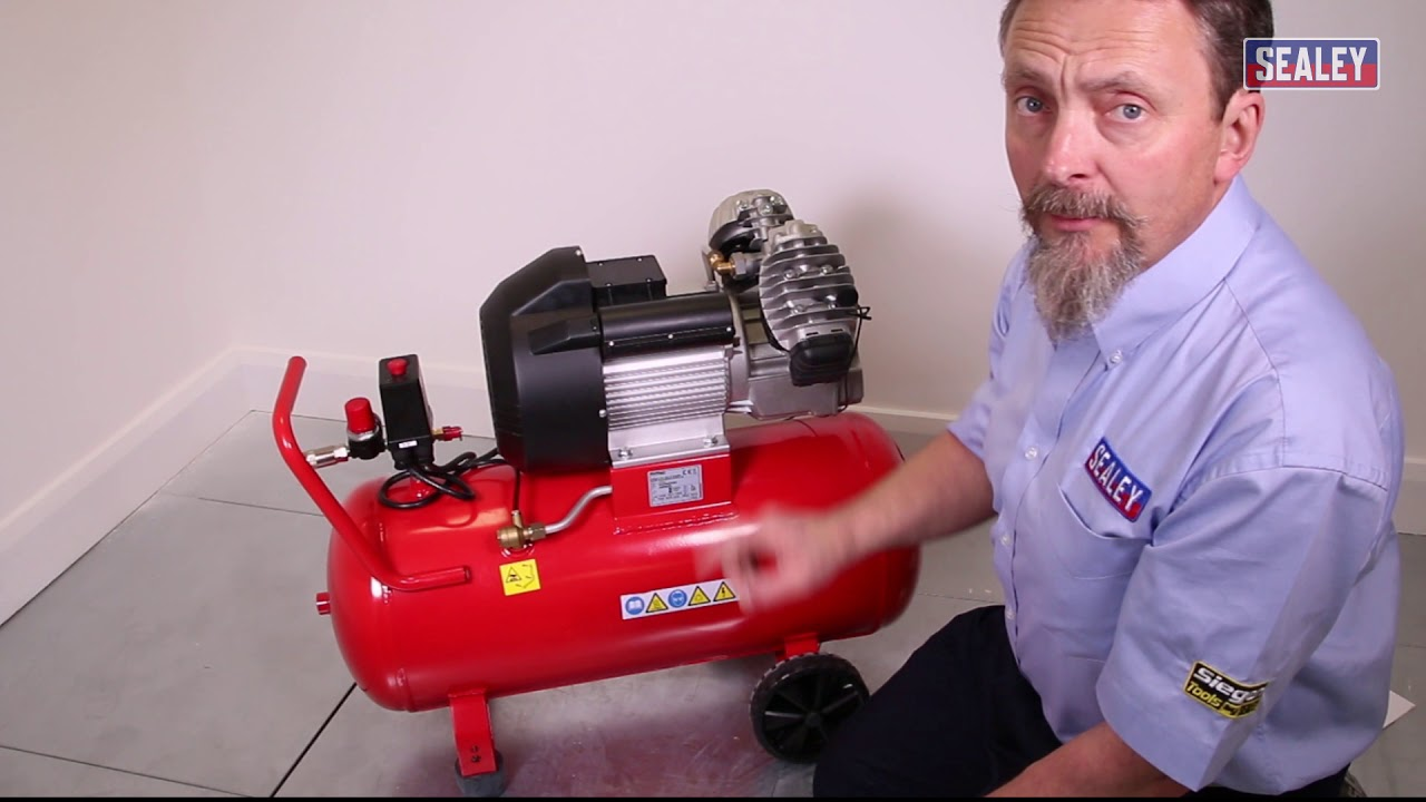 Sealey Air Compressor Troubleshooting