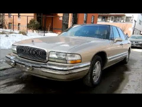 Clean 95 Or 96 Buick Park Avenue Sighting 03 22 18