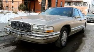CLEAN '95 or '96 BUICK PARK AVENUE SIGHTING / 03-22-18