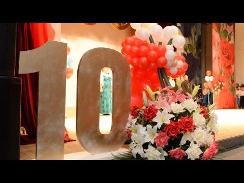10 лет Воскресной школы «Ковчег»