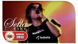 """Nyanyi bareng """"Setia Band"""" - Isabella   Asli Baperrr ... (Live Konser Blora 2013)"""