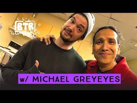 btb goes to canada dance festival 2 michael greyeyes