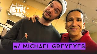 BTB goes to CANADA DANCE FESTIVAL 2: Michael Greyeyes