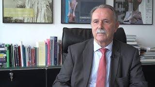 Klaus-Dieter Lehmann im Interview zum Koalitionsvertrag: Gestaltungsauftrag für eine veränderte Welt