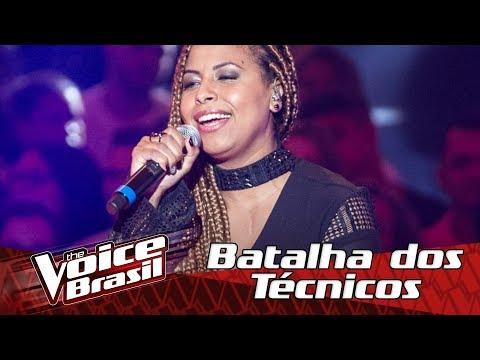 Alinne Alves canta 'Tudo Bem' na Batalha dos Técnicos – 'The Voice Brasil' | 6ª Temporada