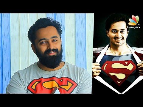 I love to do super hero movies - Unni Mukundan Interview   Achayans Malayalam Movie