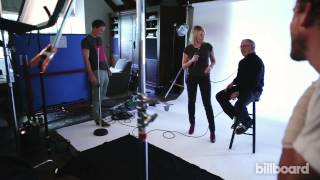 chelsea handler irving azoff cover shoot behind the scenes