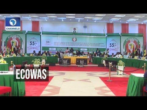 ECOWAS Adopts 'ECO' As Name For Common Currency