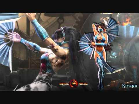 Mortal Kombat Kitana Theme