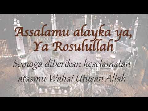 Assalamu Alayka Maher Zain - Lirik Dan Terjemahan