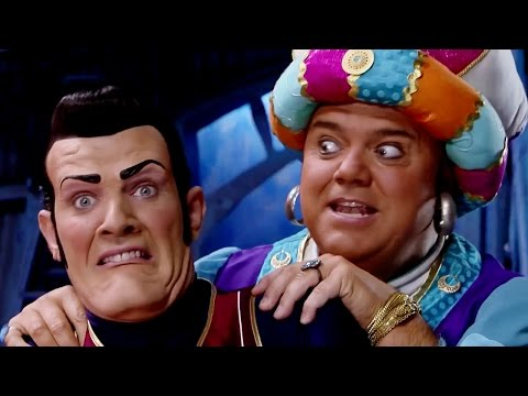 Lazy Town   The Greatest Genie of All Time Song Music Video   Lazy Town Songs