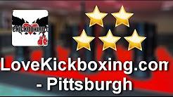 iLoveKickboxing.com - Pittsburgh Wonderful 5 Star Review by Erin B.