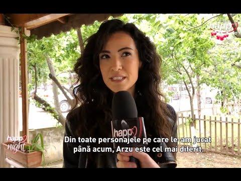 """Happy Cooltural: Interviu cu malefica Arzu (Cemre Melis) din ,,Elif"""""""