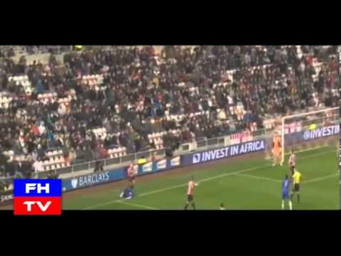 Sunderland Vs Chelsea (1-3) II Full Highlights II 8.12.12