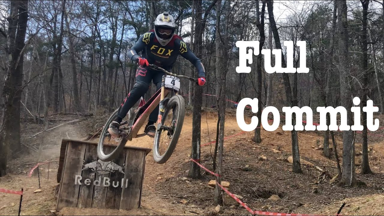 694c985ab94 Red Bull drop at Windrock Bike Park Downhill Southeast - YouTube