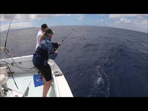 GRANDSLAM FISHING CHARTERS (Oahu, Hawaii ~ North Shore)
