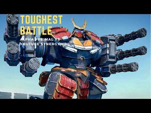 Robot Warfare Online - The Toughest Battle Ever