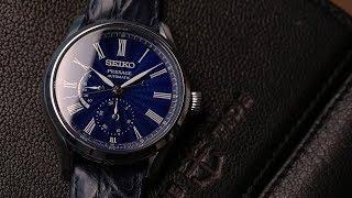 The incredible dial of Seiko's Shippo Enamel Presage SPB073