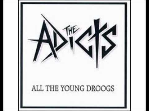 The Adicts - All Young droogs (Full Album)