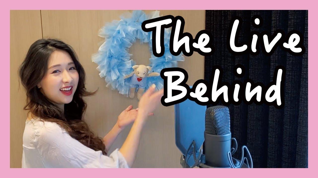 """The LIVE Behind"" 畫面錄製準備工作大公開"