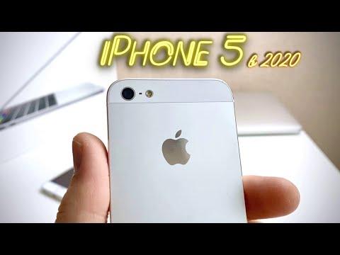 iPhone 5 в 2020 - Все еще удивляет (После iPhone 11)