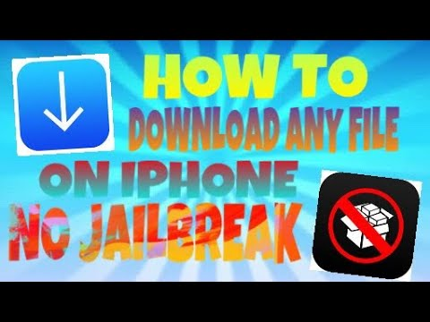 How To Download Any File, Song & Video In Ios 9,10&11