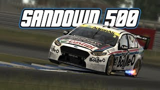 Assetto Corsa: Sandown 500 (V8 Supercar @ Sandown)