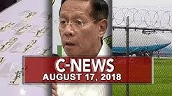 UNTV: C-News (August 17, 2018)