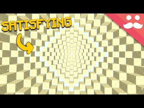 20+ MOST SATISFYING things in Minecraft! thumbnail