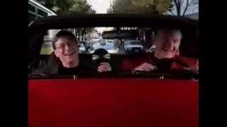Bill Gates & Steve Ballmer Night at the Roxbury theme(What is love)