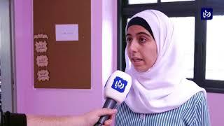 الطالبة عفاف الشريف تحرز المركز الاول في تحدي القراءة العربي