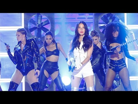 """Olivia Munn Takes On Taylor Swift's """"Bad Blood"""" On Lip Sync Battle With Kevin Hart"""