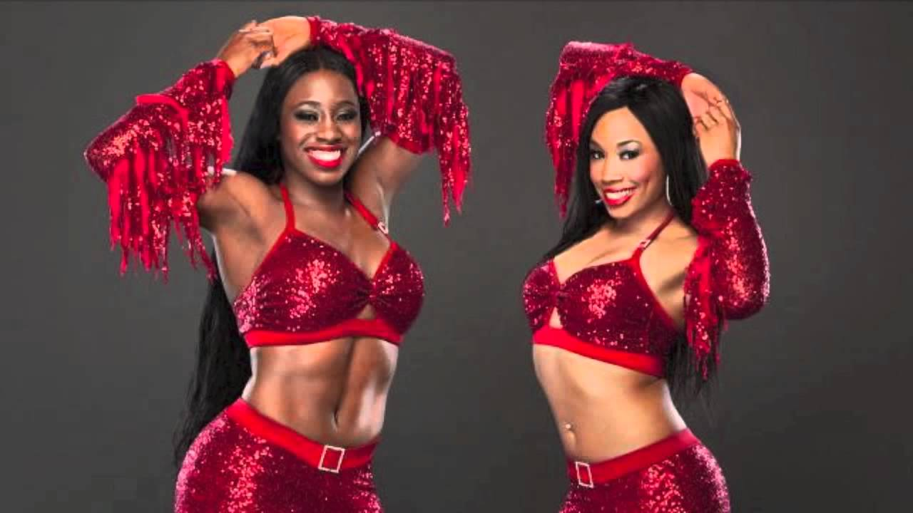 naomi and cameron Wwe