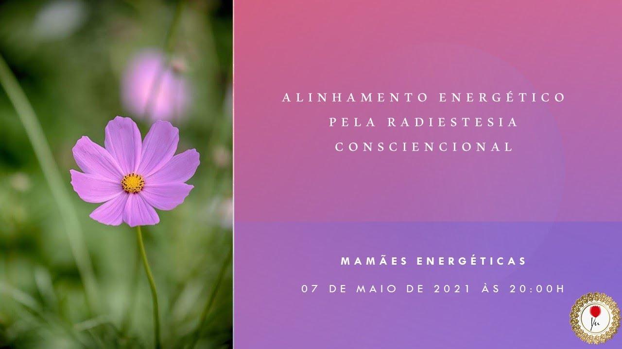 ALINHAMENTO ENERGÉTICO PELA RADIESTESIA CONSCIENCIONAL - PESSOAS E AMBIENTES