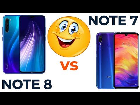 Xiaomi Redmi Note 8 vs Redmi Note 7. Много ли изменилось?🙄