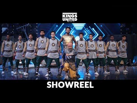 The Kings | Kings United India | Dance Showreel