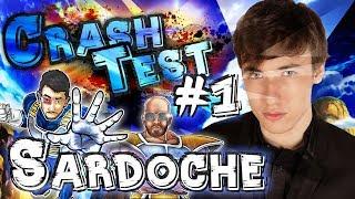 L ACTU de la Semaine avec SARDOCHE - Crash Test #1